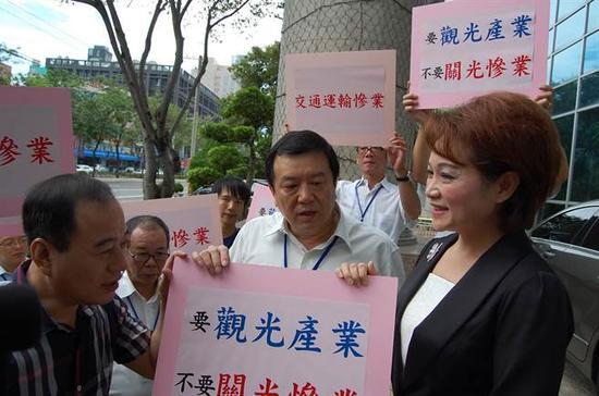 """赴台大陆游客日仅499人 台观光产业变""""惨业"""""""