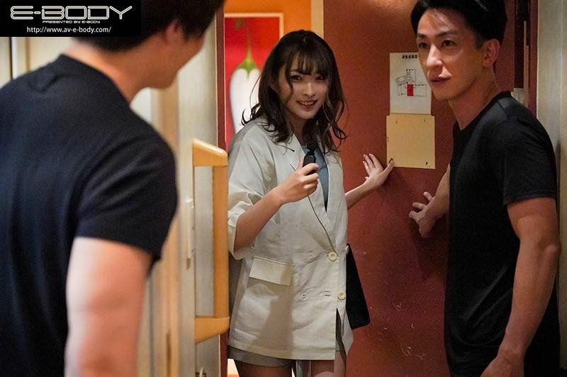 EBOD-763:美白巨乳超可爱服饰店员衣吹KANON 19岁AV出道