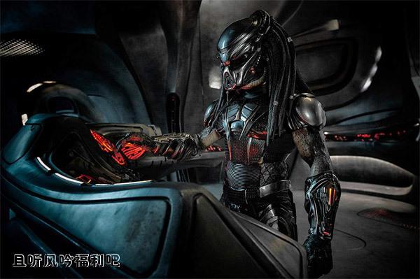 科幻动作电影《铁血战士4》10月26日高能归来