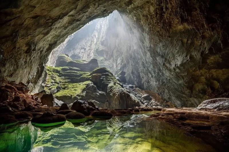 越南这个私藏景点据说只有1%的人知道,太惊艳了