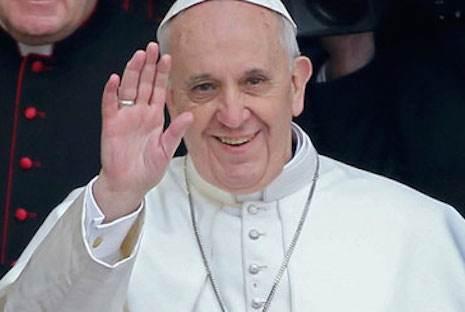 蔡英文致信教皇称两岸兵戎相见无法解决问题