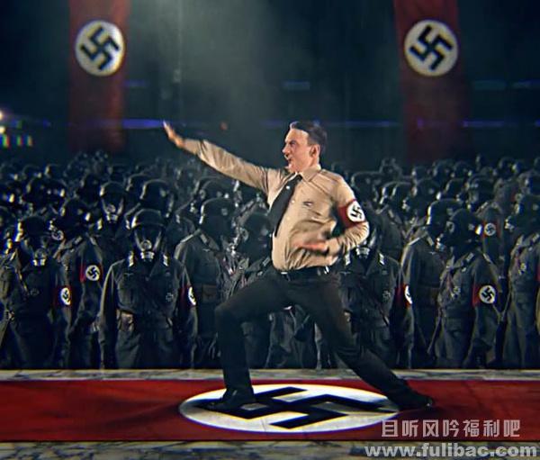 喜剧动作科幻片《功之怒/kung fury》720p高清下载