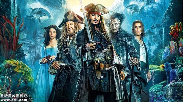 《加勒比海盗5:死无对证》完整版迅雷下载HD高清
