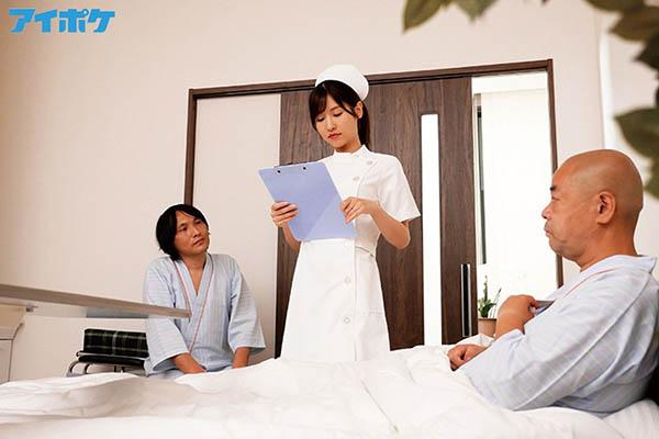 「抱歉,我今晚也值班…」夜勤病栋NTR!巨乳人妻护士「桜空もも」搞上变态医师!