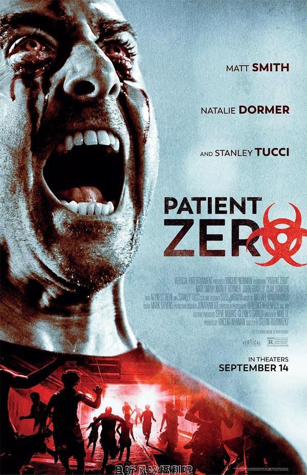 2018电影《零号病人 Patient Zero》剧情
