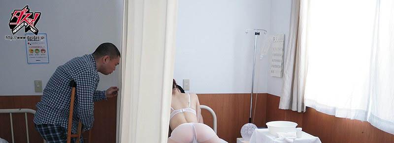 """每天最少四次!情欲小护士""""美谷朱里""""帮病人榨汁,一滴都不能剩!"""