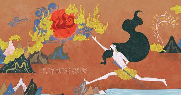 非我执笔作品:中国神话宇宙第五集,上古仙话故事线